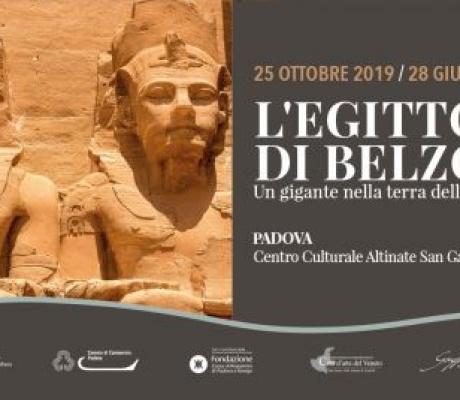 """L'Egitto di Belzoni: """"Qualcosa di grande sta arrivando a Padova"""" - La camminata egizia"""